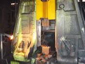 鍛造ハンマーによる鍛造品製造
